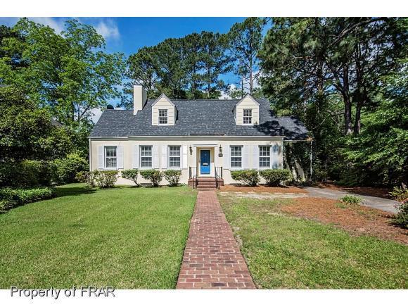 112 Stedman Street, Fayetteville, NC 28305 (MLS #542655) :: Weichert Realtors, On-Site Associates