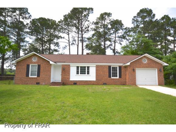 401 Southwick Drive, Fayetteville, NC 28303 (MLS #542663) :: Weichert Realtors, On-Site Associates