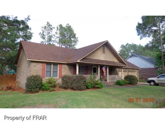 7784 Trappers Road, Fayetteville, NC 28311 (MLS #542675) :: Weichert Realtors, On-Site Associates