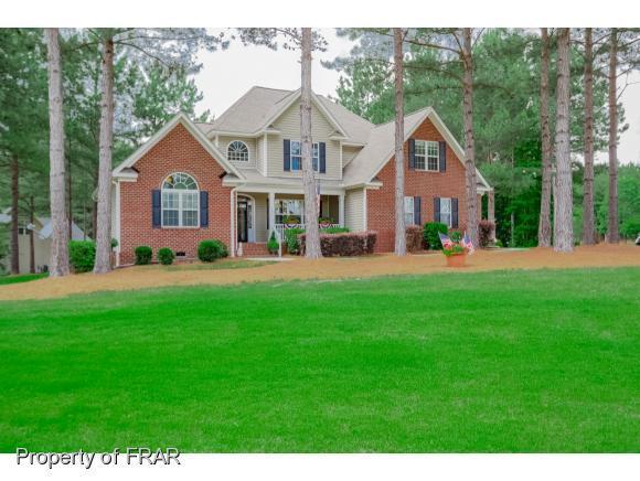 184 Magnolia Hill Drive, Carthage, NC 28327 (MLS #542679) :: Weichert Realtors, On-Site Associates