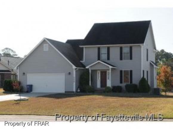 3538 Gables Dr, Fayetteville, NC 28311 (MLS #542696) :: Weichert Realtors, On-Site Associates