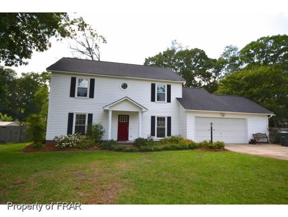 871 Southview Circle, Fayetteville, NC 28311 (MLS #542702) :: Weichert Realtors, On-Site Associates