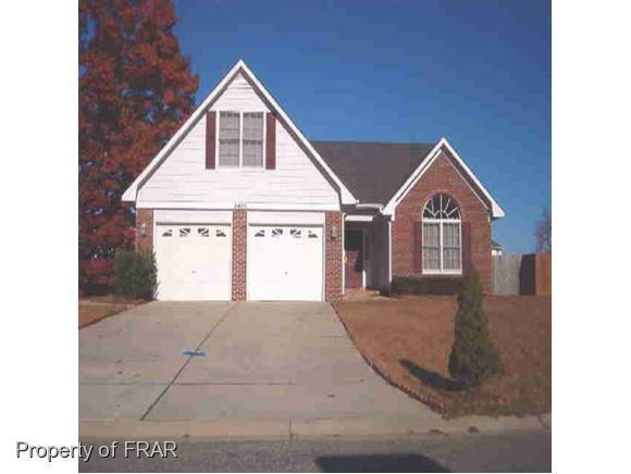 8420 Deertrot Drive, Fayetteville, NC 28314 (MLS #542703) :: Weichert Realtors, On-Site Associates