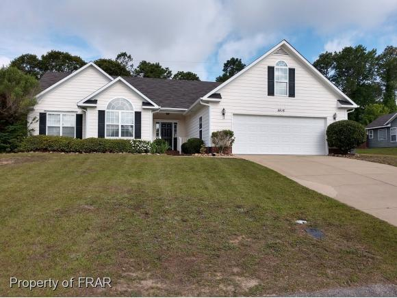 5816 Spreading Branch, Hope Mills, NC 28348 (MLS #542707) :: Weichert Realtors, On-Site Associates