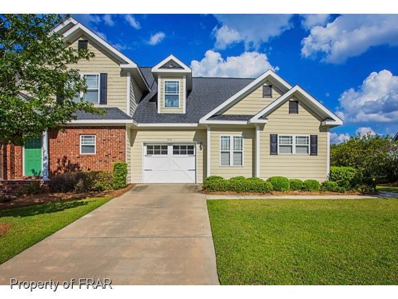 915 Kensington Park Rd, Fayetteville, NC 28311 (MLS #542716) :: Weichert Realtors, On-Site Associates
