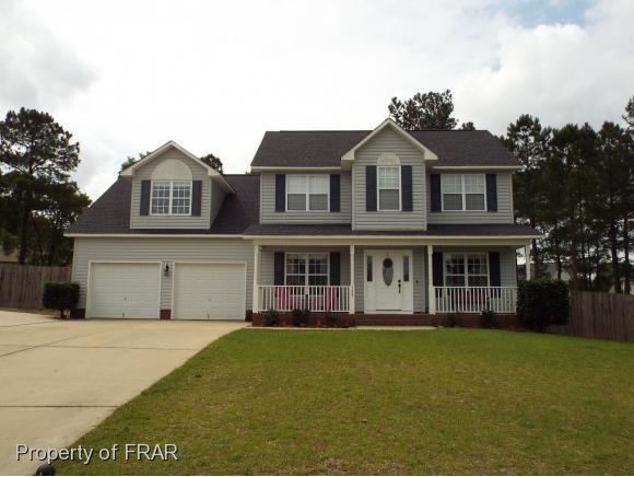 125 Person Court, Spring Lake, NC 28390 (MLS #542721) :: Weichert Realtors, On-Site Associates