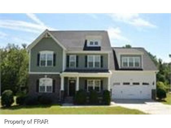 104 Valley Pines Circle, Spring Lake, NC 28390 (MLS #542726) :: Weichert Realtors, On-Site Associates