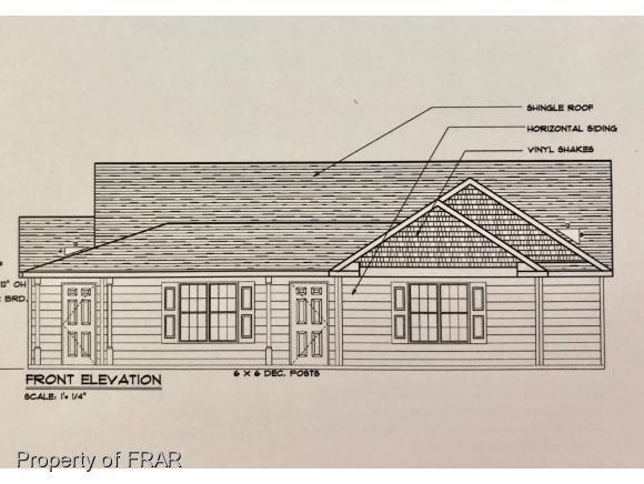 96 Westfield Drive, Dunn, NC 28334 (MLS #542731) :: Weichert Realtors, On-Site Associates