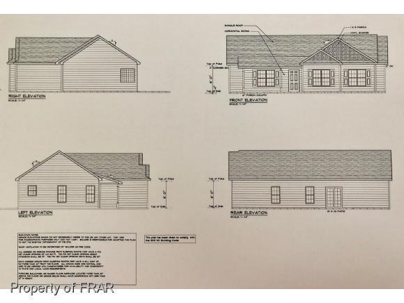 97 Westfield Drive, Dunn, NC 28334 (MLS #542733) :: Weichert Realtors, On-Site Associates