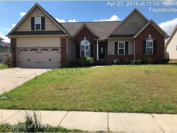 3811 Briargate Lane, Fayetteville, NC 28304 (MLS #542734) :: Weichert Realtors, On-Site Associates