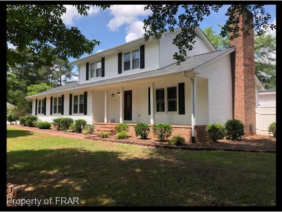 350 Conifer Drive, Fayetteville, NC 28314 (MLS #542780) :: Weichert Realtors, On-Site Associates