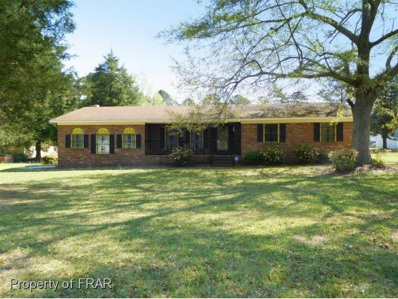 5471 Cedar Creek Road, Fayetteville, NC 28312 (MLS #542836) :: Weichert Realtors, On-Site Associates