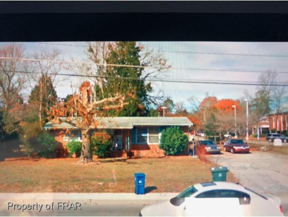 3506 Village, Fayetteville, NC 28304 (MLS #543589) :: Weichert Realtors, On-Site Associates