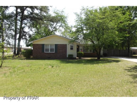 7511 Telfair Drive, Fayetteville, NC 28303 (MLS #543773) :: Weichert Realtors, On-Site Associates