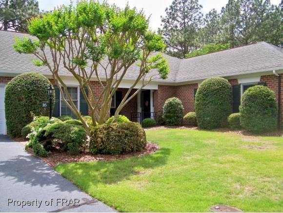 16 Middleton Place, Southern Pines, NC 28387 (MLS #544276) :: Weichert Realtors, On-Site Associates