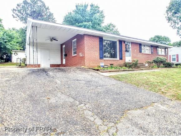 4017 Village Dr, Fayetteville, NC 28304 (MLS #544584) :: Weichert Realtors, On-Site Associates