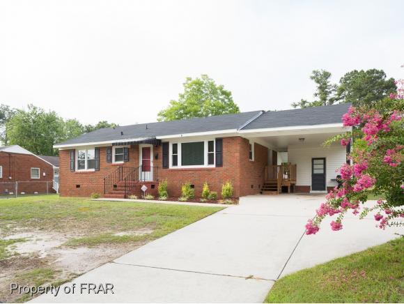 314 Tokay Drive, Fayetteville, NC 28301 (MLS #544958) :: Weichert Realtors, On-Site Associates