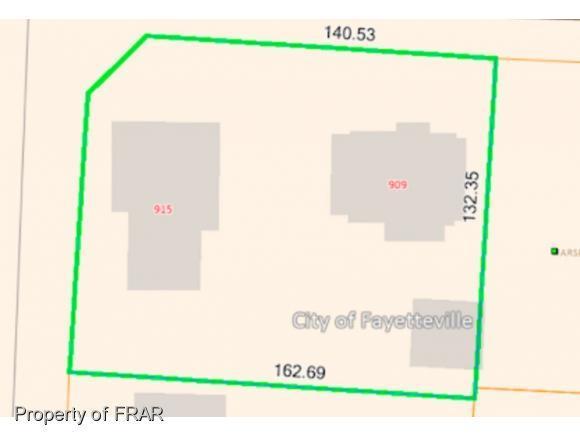 909 Arsenal Avenue, Fayetteville, NC 28305 (MLS #545603) :: Weichert Realtors, On-Site Associates