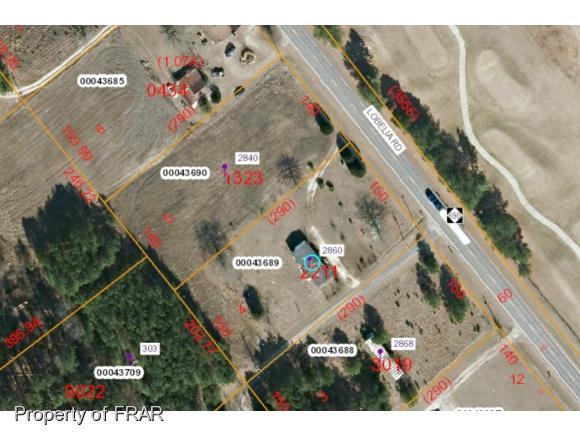2840 Lobelia Rd, Vass, NC 28394 (MLS #545614) :: Weichert Realtors, On-Site Associates