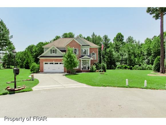 165 Blue Pine Drive, Spring Lake, NC 28390 (MLS #545697) :: Weichert Realtors, On-Site Associates