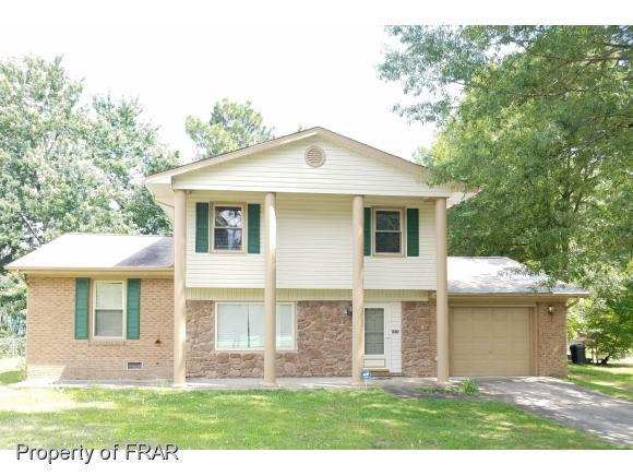 6805 Timbercroft Lane, Fayetteville, NC 28314 (MLS #546195) :: Weichert Realtors, On-Site Associates