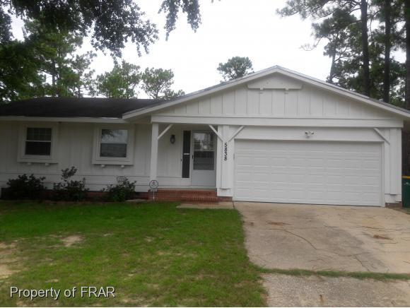 5838 Hunting Ridge Rd, Hope Mills, NC 28348 (MLS #546207) :: Weichert Realtors, On-Site Associates