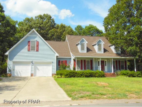 1105 Chestnut Wood Dr, Fayetteville, NC 28314 (MLS #546209) :: Weichert Realtors, On-Site Associates
