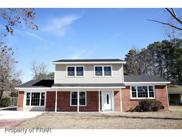 5302 Tabor Ct, Fayetteville, NC 28303 (MLS #546221) :: Weichert Realtors, On-Site Associates