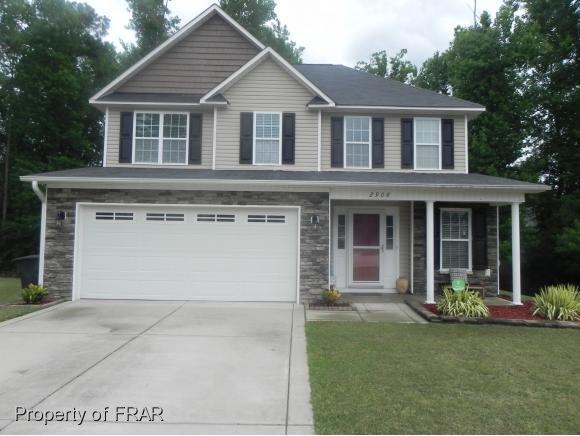 2908 Assurian Ct, Fayetteville, NC 28306 (MLS #546223) :: Weichert Realtors, On-Site Associates