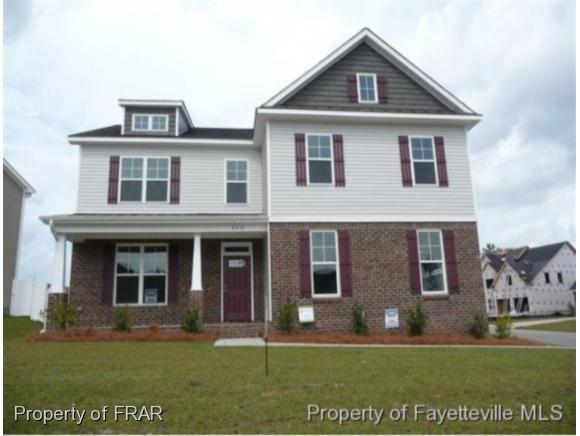 260 Trenton Place, Sanford, NC 28326 (MLS #546224) :: Weichert Realtors, On-Site Associates