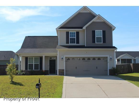 74 Archer Drive, Bunnlevel, NC 28323 (MLS #546230) :: Weichert Realtors, On-Site Associates
