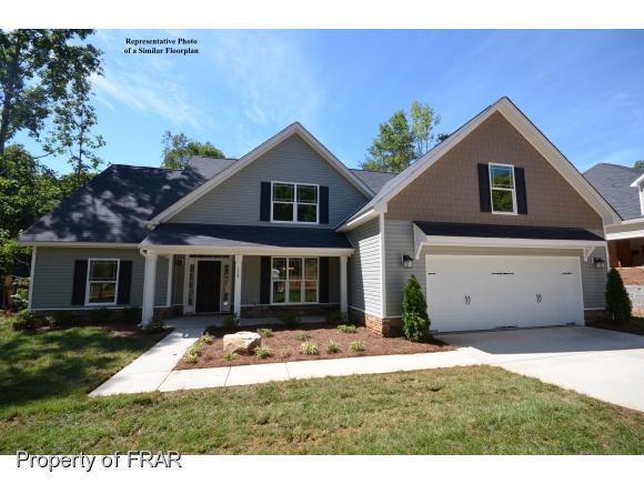 187 Castlebay Drive, Sanford, NC 27332 (MLS #546231) :: Weichert Realtors, On-Site Associates