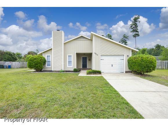 6813 Pin Oak Lane, Fayetteville, NC 28314 (MLS #546234) :: Weichert Realtors, On-Site Associates