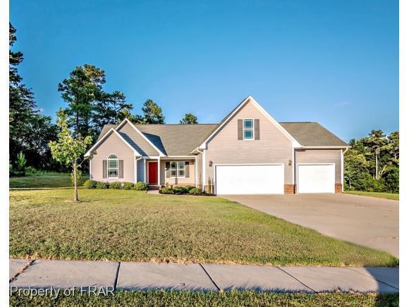 35 Jaylin Oaks Dr, Spring Lake, NC 28390 (MLS #546237) :: Weichert Realtors, On-Site Associates