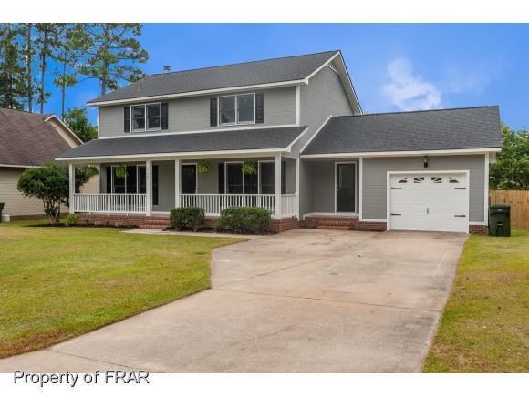 520 Georgetown Circle, Fayetteville, NC 28314 (MLS #546245) :: Weichert Realtors, On-Site Associates