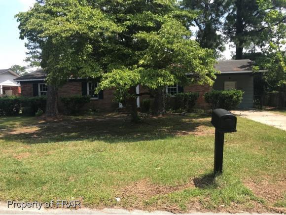 5140 Longbranch Dr, Fayetteville, NC 28303 (MLS #546248) :: Weichert Realtors, On-Site Associates
