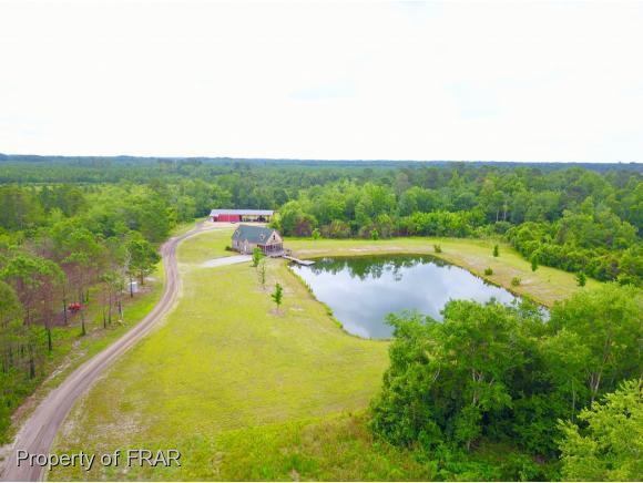 975 Marsh Road, Bladenboro, NC 28320 (MLS #546352) :: Weichert Realtors, On-Site Associates