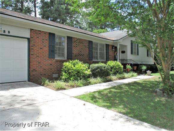 2125 Lakeridge Drive, Fayetteville, NC 28304 (MLS #546450) :: Weichert Realtors, On-Site Associates
