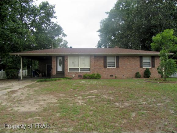 5391 S. Sumac Cir, Fayetteville, NC 28304 (MLS #546478) :: Weichert Realtors, On-Site Associates