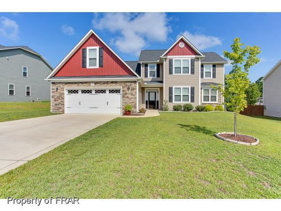 473 Wood Point Drive, Lillington, NC 27546 (MLS #546810) :: Weichert Realtors, On-Site Associates