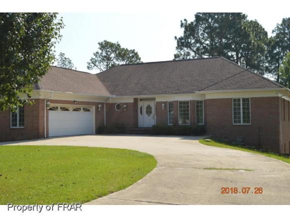153 Morris Drive, West End, NC 27376 (MLS #546826) :: Weichert Realtors, On-Site Associates