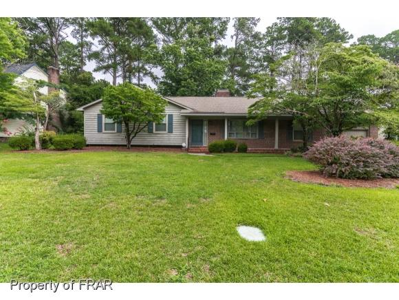 3826 Clearwater Drive, Fayetteville, NC 28311 (MLS #546927) :: Weichert Realtors, On-Site Associates