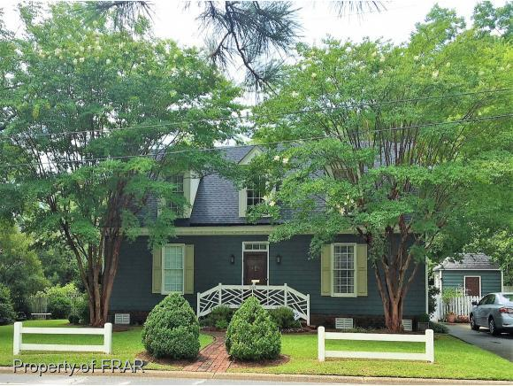 503 Forest Road, Fayetteville, NC 28305 (MLS #547051) :: The Rockel Group