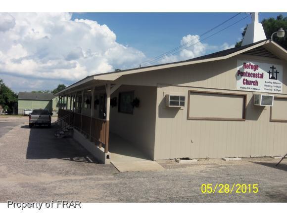 5601 Rockfish Rd, Hope Mills, NC 28348 (MLS #547108) :: Weichert Realtors, On-Site Associates