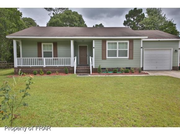 3104 Cricket Road, Fayetteville, NC 28306 (MLS #547172) :: Weichert Realtors, On-Site Associates