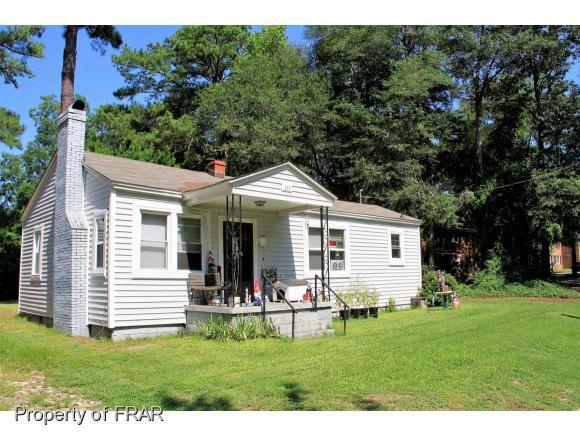 204 Sedberry St. And Judd St, Fayetteville, NC 28305 (MLS #547188) :: The Rockel Group