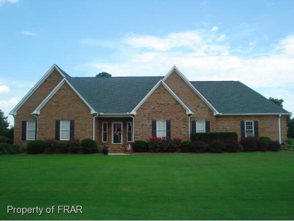 527 Club House Drive, Dunn, NC 28334 (MLS #547259) :: Weichert Realtors, On-Site Associates