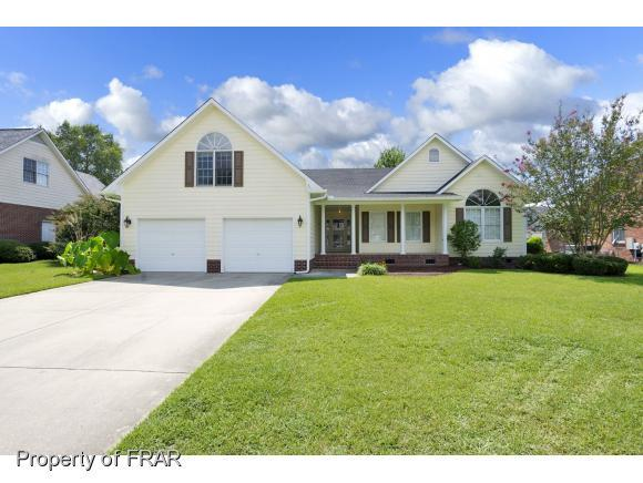 3010 Marcus James Dr, Fayetteville, NC 28306 (MLS #547277) :: The Rockel Group