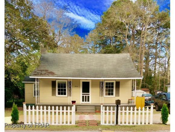 3953 Stone Street, Hope Mills, NC 28348 (MLS #547333) :: Weichert Realtors, On-Site Associates