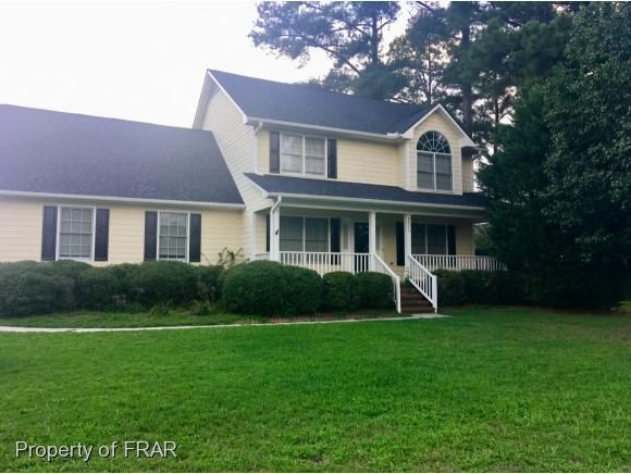 6825 Jacobs Creek Circle, Fayetteville, NC 28306 (MLS #547360) :: The Rockel Group